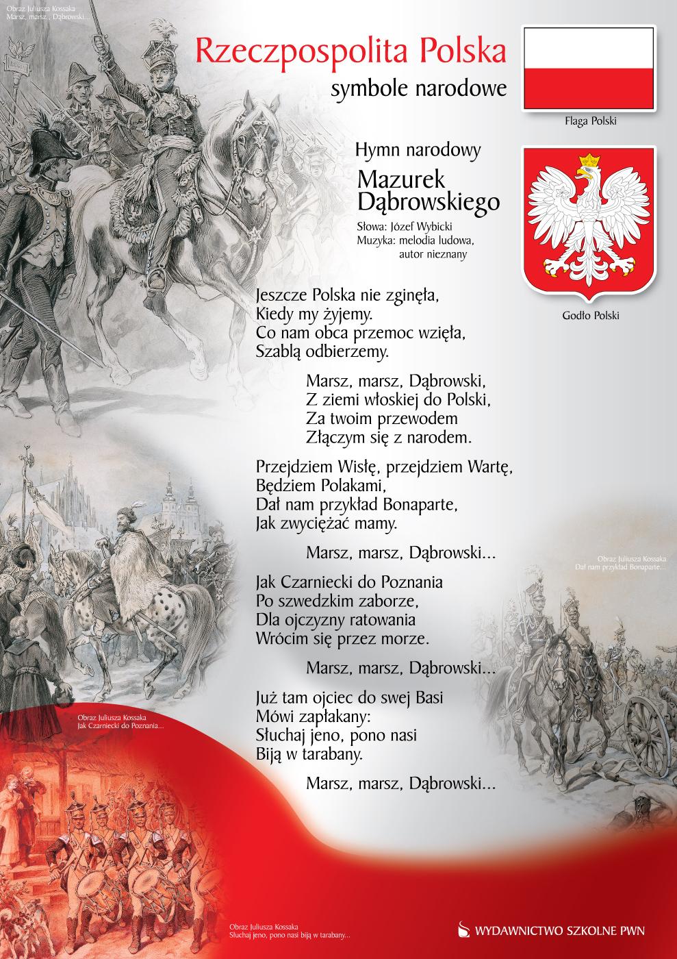 Слова польского гимна