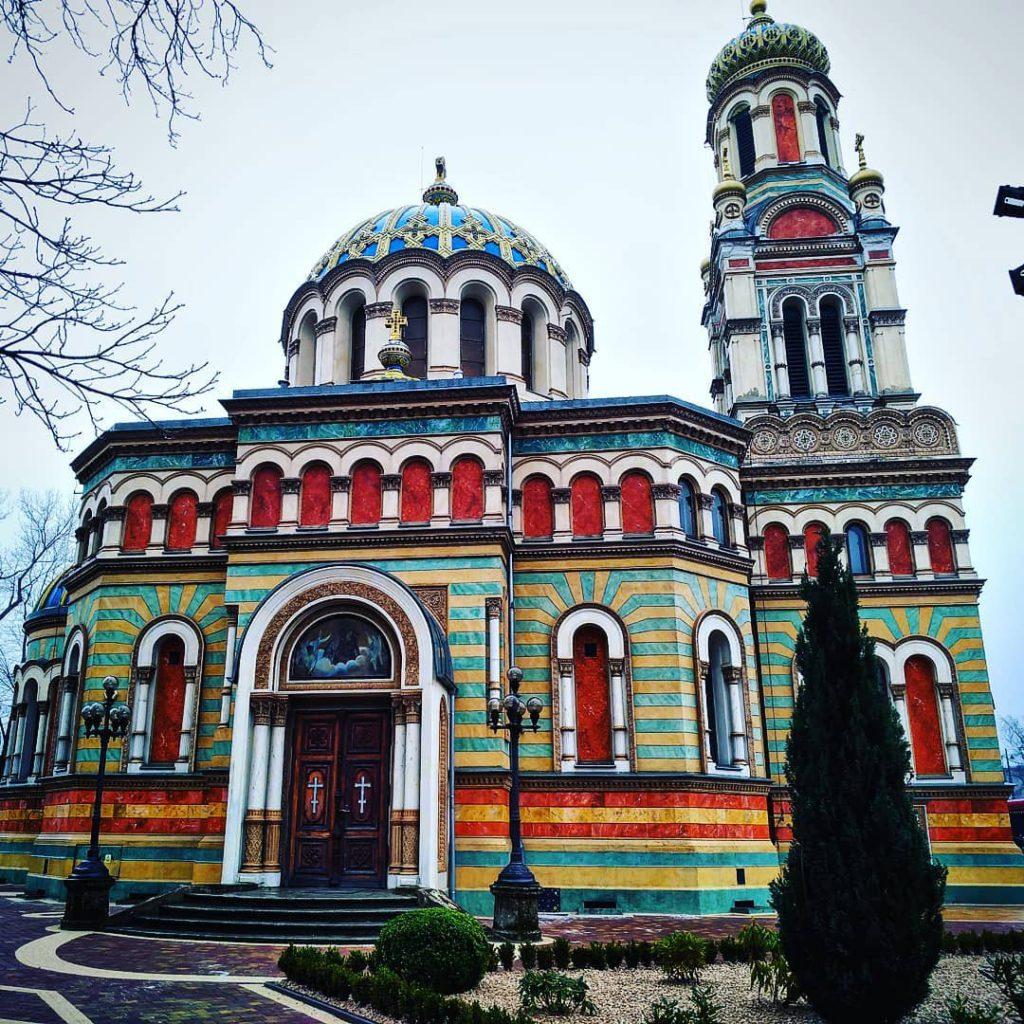 Александро–Невский Кафедральный собор