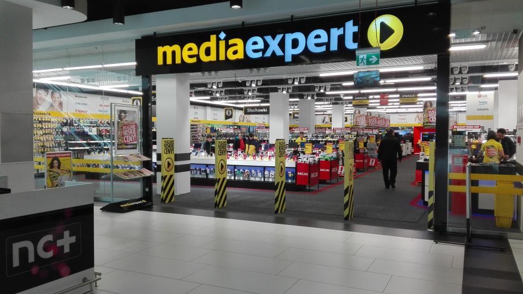 Ассортимент товаров магазина Медиа Эксперт