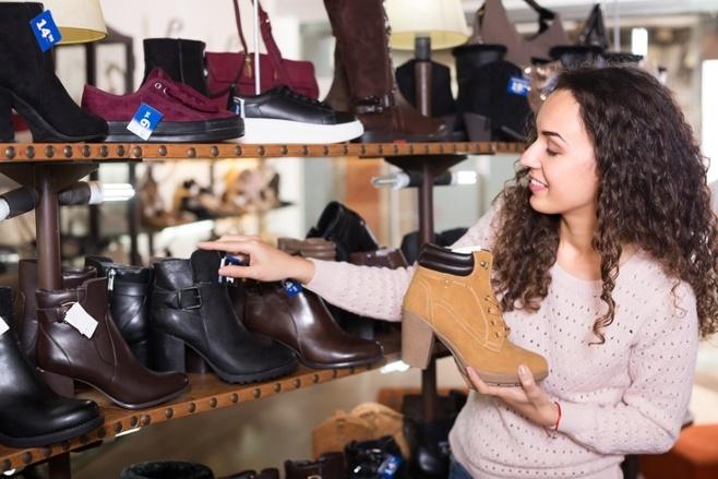 одежда и обувь в польше
