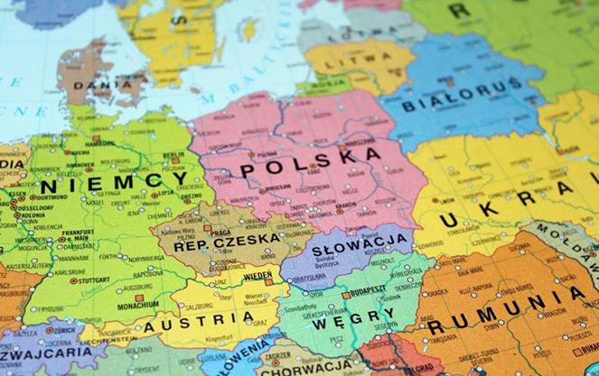 Границы Польши